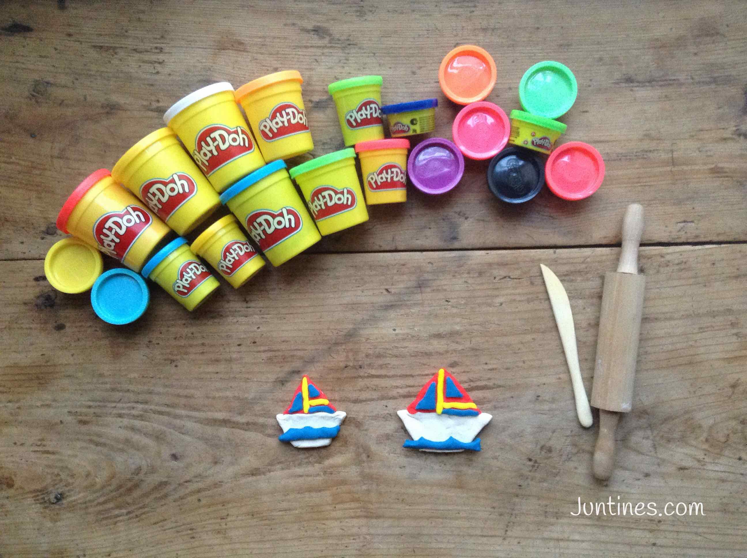 Barco Play Doh